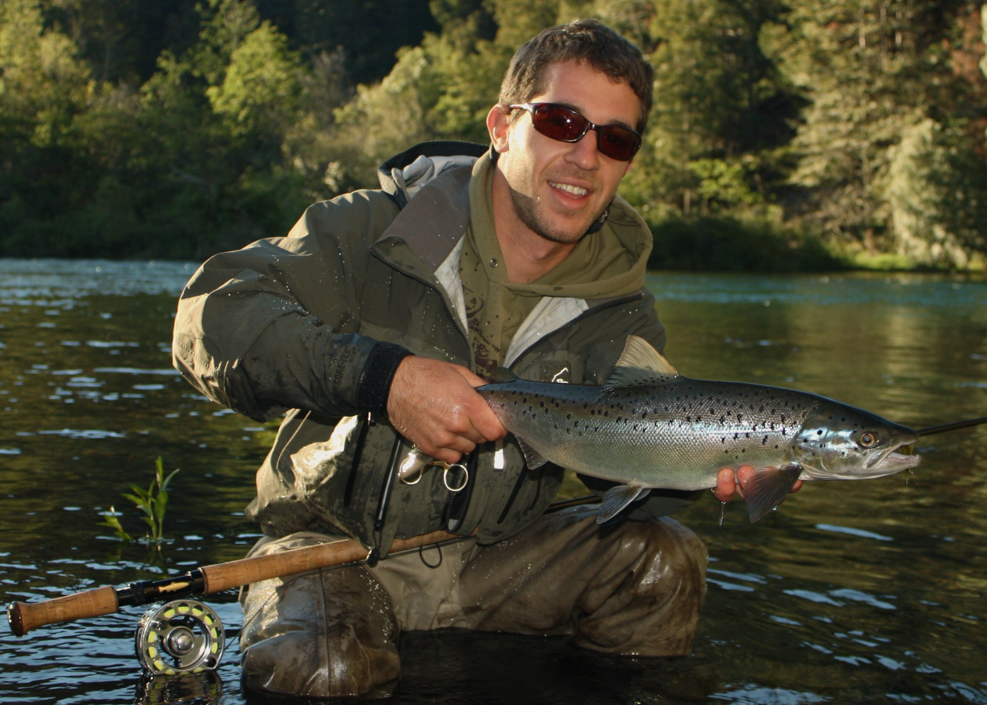 Patagonia fishing trip faraway fly fishing for Patagonia lake fishing