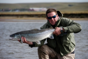 Head Guide and all around bad-ass, Matt Breuer