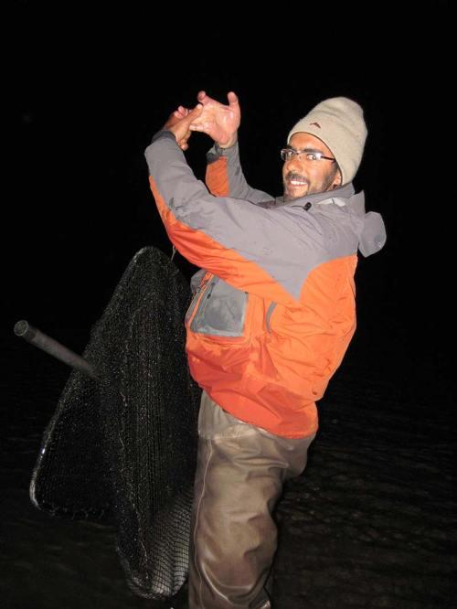 Ale with rio grande sea trout